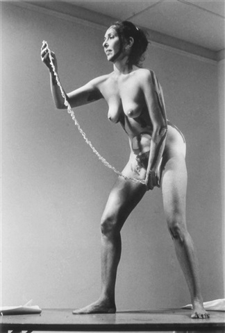 High Quality Carolee Schneemann Interior Scroll